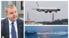 МЪЛНИЯ В ПИК: Каракачанов с важна новина за новите изтребители и флота