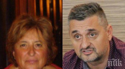 Кирил Добрев посвети стихове на починалата си майка