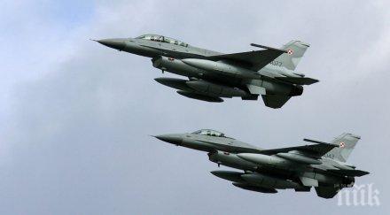 турски изтребители нарушиха въздушното пространство сърбия