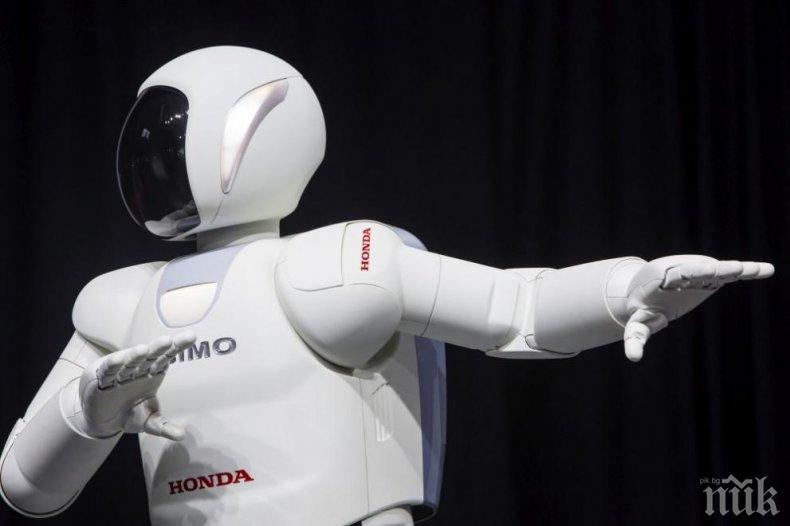 Роботи превземат кол центровете