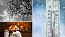 ДОБРА НОВИНА: На втория ден от Коледа вятърът отслабва, температурите леко се покачват