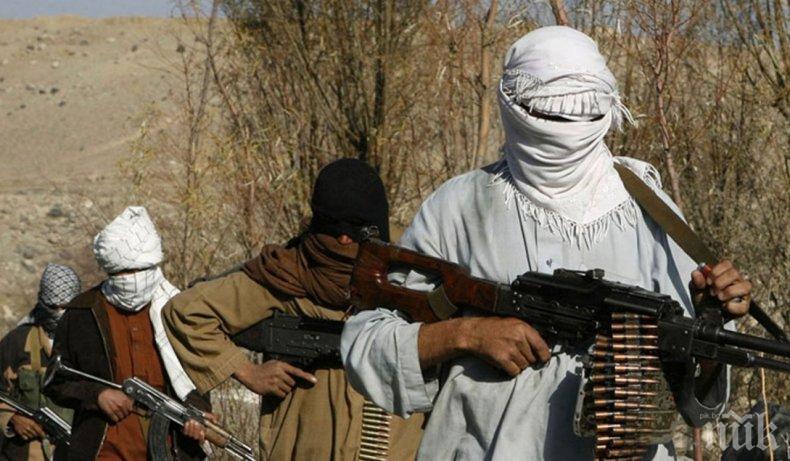 Четири трупа при заложническа драма в Кабул