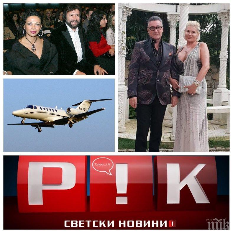 САМО В ПИК TV! ВОЙНАТА НА ОЛИГАРСИТЕ: Баневи и Арабаджиеви във вражда заради 15 милиона - богаташите не се траят заради бизнес със самолети