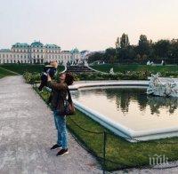 Синът на Биляна Петринска проговори по Коледа (СНИМКИ)