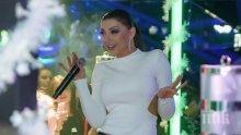 """Емануела даде старт на Новогодишните партита в """"Клуб 33"""" (СНИМКИ)"""