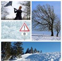 ЗИМАТА СЕ ЗАВРЪЩА: Сняг и вятър връхлитат България