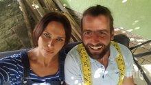 Мария Силвестър се натиска упорито на колегата си Влади Караджов