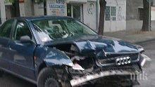 Жена пострада тежко в автомеле до Юндола