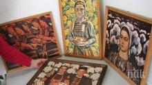 УДАР В СОФИЯ: Откраднаха 9 картини на Майстора от апартамент на наследник (ОБНОВЕНА)