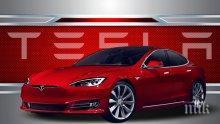 """Акциите на """"Тесла"""" се сринаха, колите им поевтиняват с 2000 долара"""