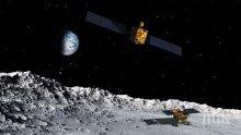 """Китайският космически апарат """"Чанъе-4"""" успешно кацна на обратната страна на Луната"""
