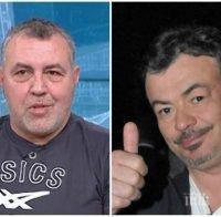ПРЕЗ СЪЛЗИ! Христо Мутафчиев: Приятелството ни с Иван Ласкин започна с... шамари!