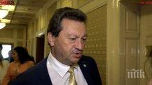 ГОРЕЩА ТЕМА - Таско Ерменков гневен заради бойните самолети: За пореден път се руши конституционният ред!
