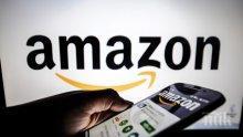 """""""Амазон"""" стана най-скъпата компания в света"""