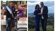 САМО В ПИК TV: Божидар Искренов-Гибона пред развод - футболната легенда емигрира в Канада без жена си