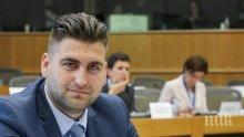ГОРЕЩА ТЕМА: И евродепутатът Андрей Новаков излиза на протеста в Брюксел с българските превозвачи