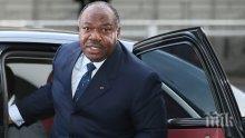 Арестуваха превратаджиите в Габон