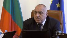 ИЗВЪНРЕДНО В ПИК: Борисов освободи двама шефове на АПИ и един съветник на регионалния министър заради електронните винетки