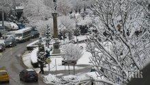 СТУД: Живакът в Севлиево замръзна на минус 17 градуса