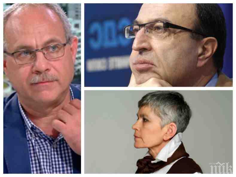 Антон Тодоров хвърли бомба за размисъл: Донасял ли е президентът Петър Стоянов в ДС за Велислава Дърева?