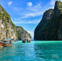 Без карантина за ваксинираните туристи в Тайланд