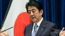Японският премиер подкрепи Тереза Мей за Брекзит