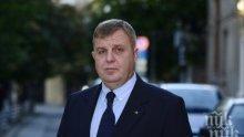 Каракачанов се среща с кмета на Войводиново