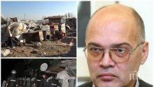 Тихомир Безлов пред ПИК за циганската престъпност: Криминалните босове в гетата са легитимирани от местната власт