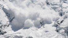 Лавина помете хотел в Алпите, трима са ранени (СНИМКА)