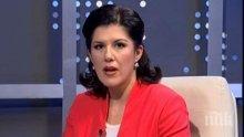 ДВЕ ДИНИ ПОД ЕДНА МИШНИЦА: Жени Марчева оглави новините в радиата на Би Ти Ви