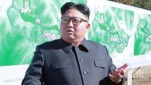 Ким Чен-ун напусна Пекин с брониран влак