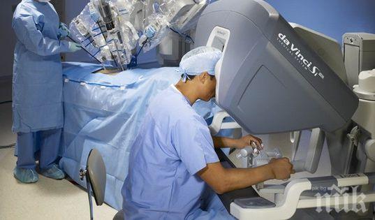 Роботи и смартфони откриват рак на маточната шийка