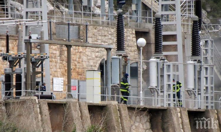 Откриха тялото на втори работник след пожара във ВЕЦ в Дубровник