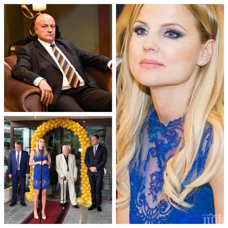 НОВО НАЧАЛО: Вдовицата на Шарлопов разширява бизнеса му - свали траура и тръгна по екскурзии