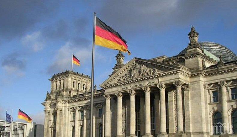 Подкрепата на ГСДП в Германия се срина главоломно