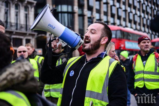 Фейсбук и ПейПал спряха профилите на крайнодесен британски активист