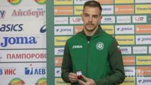 Националният вратар Пламен Илиев за трансфера си в Лудогорец: Не правя крачка назад в кариерата си