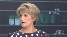 Весела Лечева с коментар ще влезе ли Станишев в евролистата на БСП