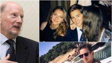 НА КРИЛЕТЕ НА ЛЮБОВТА: Внукът на Симеон Сакскобургготски заби красива графиня
