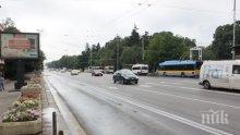 ВАЖНО: Временно променят движението в София