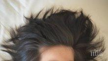 Едногодишно бебе е сензация в Инстаграм - Чанко стана звезда заради буйната си коса (СНИМКА)