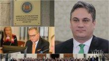 САМО В ПИК: Шефът на КОНПИ Пламен Георгиев с разкрития за нови акции и проверки срещу олигарси и политици