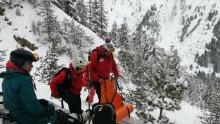 ОТ ПОСЛЕДНИТЕ МИНУТИ: Спасяват петима македонски сноубордисти в Пирин