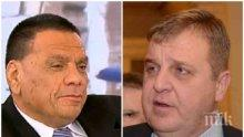 НАГЛОСТ: Ачо Циганина, който пусна сигнал срещу Красимир Каракачанов, отново нападна вицепремиера - плаши го с протести