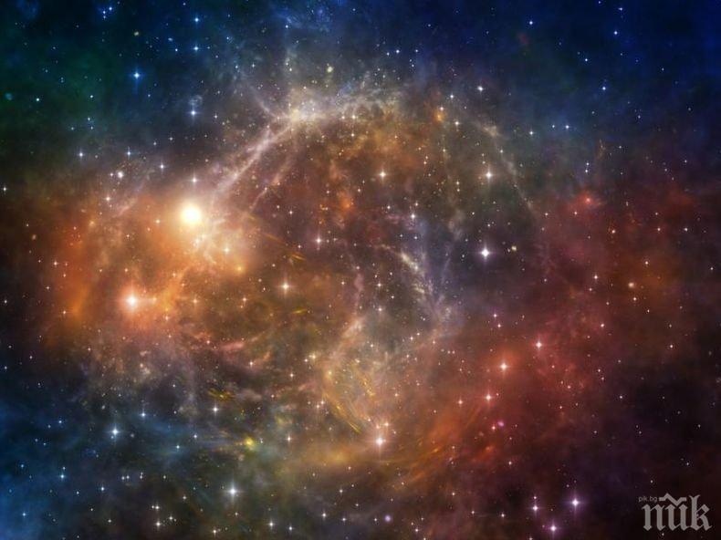 МИСТЕРИЯ: Какво се случва с ултравиолетовата светлина