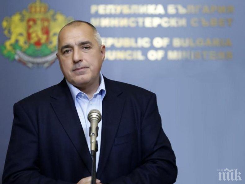 """Премиерът Бойко Борисов благодари на петима европейски премиери за подкрепата в преговорите по пакета """"Мобилност I"""""""