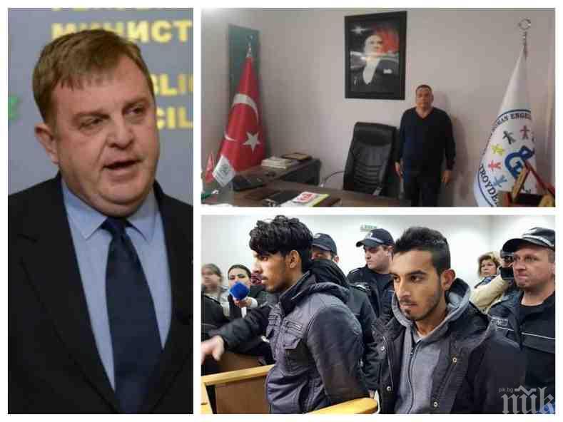 ИЗВЪНРЕДНО: Каракачанов с първи коментар за готвения цигански протест срещу него - иска отчет за ромските пари
