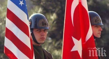 Делегация на турското МВнР заминава за преговори в САЩ заради опасност от ново напрежение между Анкара и Дамаск