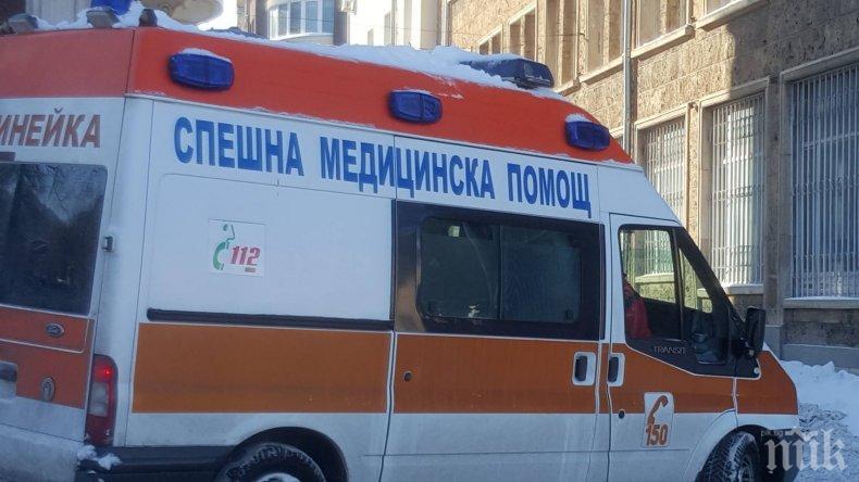 НА РЪБА: Мъж припадна от глад, тръгнал да си търси работа. Вижте покъртителната история на Костадин