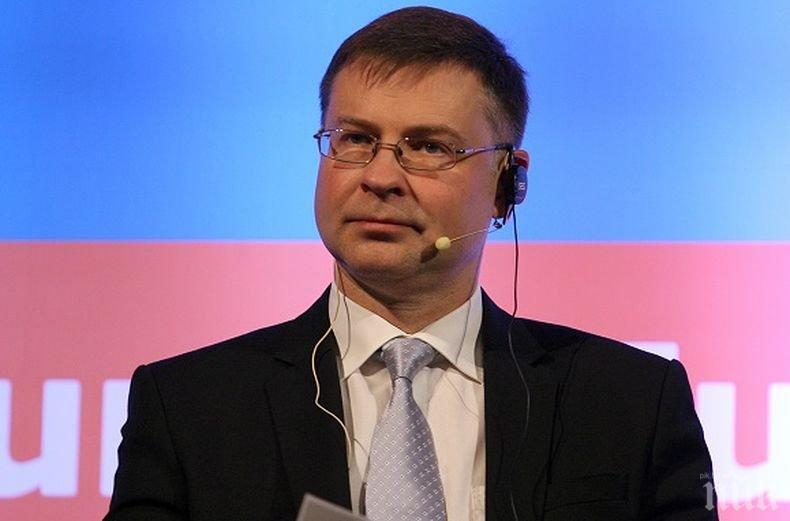 Заместник-председател на Европейската комисия: Българската икономика има структурни проблеми